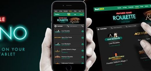 bet365 mobile casino